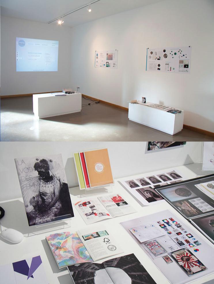 projet multimédia de Zoé Anne, La régie des souvenirs (photo © Michèle Gottstein)