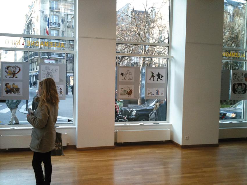 vue de l'exposition © Sarah Fouquet