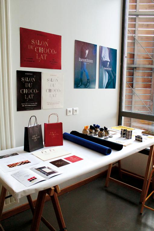 Texte-Image, sujet de Tanya Rodgers (photo © Ève Madec)