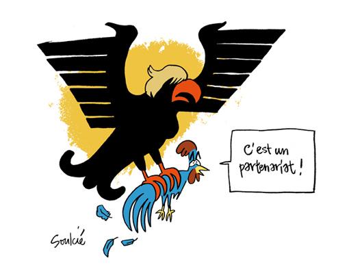 © dessin de Soulcié