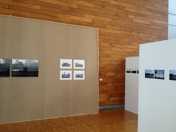 Vue de l'exposition @ Sarah Fouquet