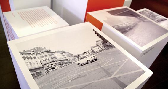 projet d'exposition pour la ville de Rennes © Dépli Design Studio