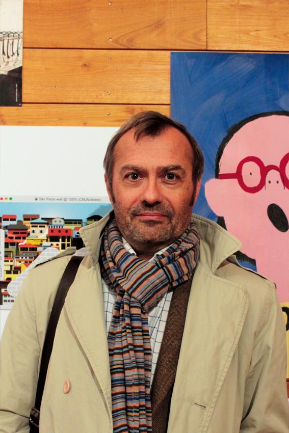 Éric Leroy du Cardonnoy © Claren Tran