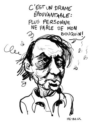 Jean-Benoît Meybeck, dessinateur