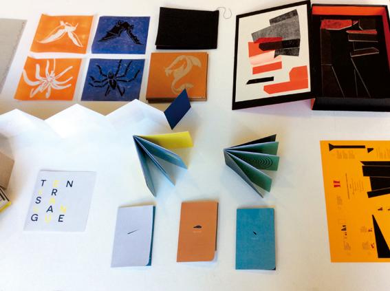 Éditions, 3e année design graphique © Sarah Fouquet