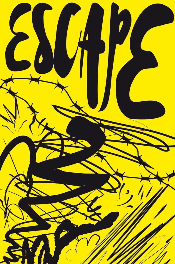 affiche d'un étudiant de l'ésac Cambrai