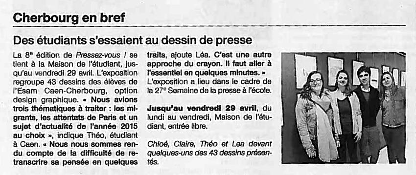 Article dans Ouest-France