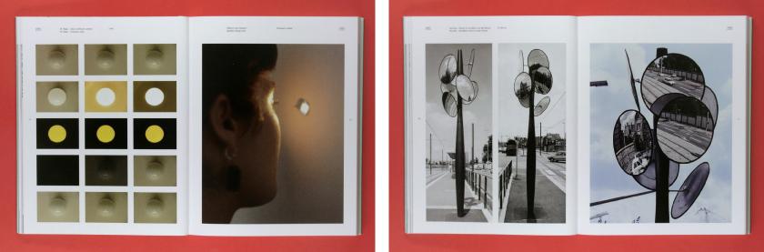 monographie de Véronique Joumard, paru en 2010 aux Presses du réel © Huz & Bosshard